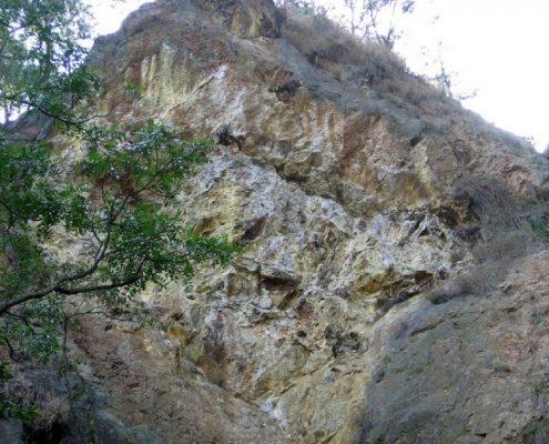 Additional mineralisation is also evident at La Chorrora.